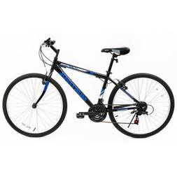 26'' Mountain Bike 18 Speed  Hybrid Bike Front Suspension Bi