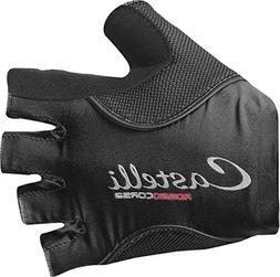 Castelli Rosso Corsa Pave Glove - Women's Black, L