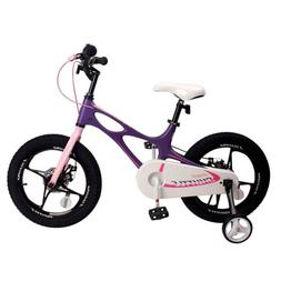 RoyalBaby 14 Inch Space Shuttle Magnesium Kid's Bike with Di