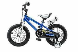 RoyalBaby Freestyle Kid's Bike for Boys and Girls 14 Inch