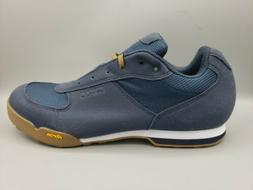 Giro Rumble Vr MTB Shoes Dress Blue/Gum 44