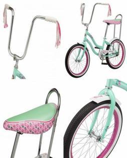 70448d04583 Schwinn S2367B Mist Girls Polo Bike, 20