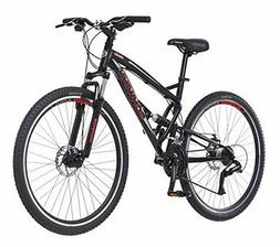 Schwinn S29 Dual-Suspension Mountain Bike, Featuring