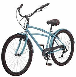 Schwinn Costin Men's 7-Speed Cruiser Bike, 27.5-Inch Wheels