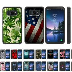 For Samsung Galaxy S8 Active G892 Hybrid Dual Layer Protecti