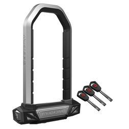 Blackburn San Quentin U-Lock Bike Lock - 199 x 102 mm NEW PE
