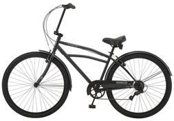 Schwinn Cruiser Bike, 29-Inch Wheel, 7 Speeds Twist Shifter