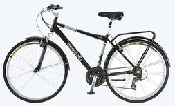 Schwinn Discover Hybrid Bikes for Men and Women, Featuring A