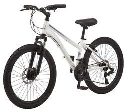 Schwinn Sidewinder mountain bike, 24-inch wheel, 21 speeds,