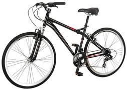 Schwinn Men's Siro Hybrid Bicycle 700c Wheel, Medium Frame S