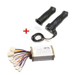 Scooter 36V 800W Motor Brushed Speed Controller Throttle Twi
