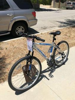 Huffy Scout 26 inch Men's Mountain Bike - Gray