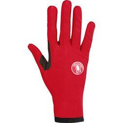 Castelli Scudo Glove - Women's Red/Black, S