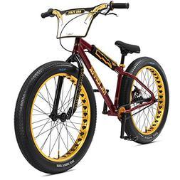 SE Fat Ripper 26 BMX Bike Mens Sz 26in
