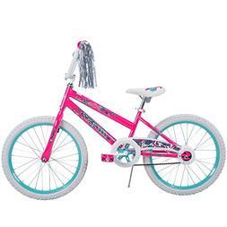 """20"""" Huffy Sea Star Girls' Bike, Pearl White"""