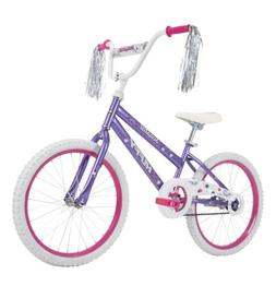Huffy Sea Star girls bike purple bicycle New in box 20 inch