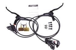 JGbike Shimano M315 MTB Hydraulic Disc Brake Set, EU Model,