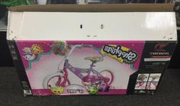 "Dynacraft Shopkins 16"" Bicycle NEW"