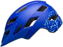 Bell Sidetrack Youth Bike Helmet - Kid's Matte Pacific/Sky F