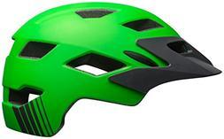 Bell Sidetrack Youth Bike Helmet - Kid's Matte Kryptonite/Ti