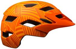 Bell Sidetrack Helmet - Kids' Matte Tang/Orange Seeker, One