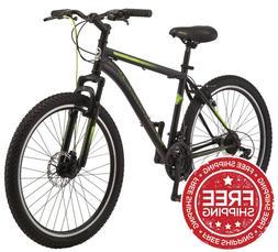 Schwinn Sidewinder Men's Mountain Bike 26-inch Wheels Black