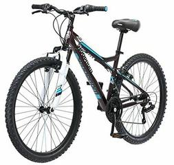 "Mongoose Women's Silva Mountain Bicycle 26"" Wheel, 16""/Small"