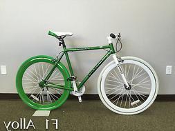 Caraci Fixed Gear F1 Alloy Bike Unisex alloy bicycles bike G