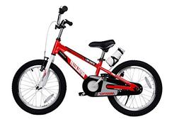 Royalbaby Space No. 1 Aluminum Kid's Bike, 18 inch Wheels, R