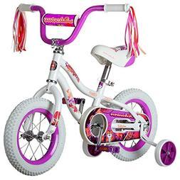 """Specials! Schwinn Girls Tigress Bicycle, 12"""" Wheel, White"""