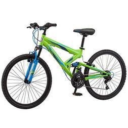 "Mongoose 24"" Boy's Spectra Bike"