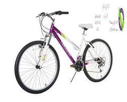 Dynacraft Speed  Eagle Womens Road/Mountain 21 Speed Bike 26