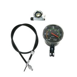SPEEDOMETER FOR 26 OR 27 INCH TIRE COOL RETRO BIKE FOR 80CC