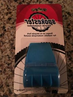 Spokester Bicycle Noise Maker - Makes Your Bike Sound Like a