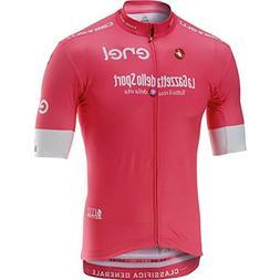 Castelli Giro Squadra Full-Zip Jersey - Men's Rosa Giro, L