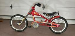 "Schwinn Stingray Fat Tire Low Rider for Kids  18"" Wheel"