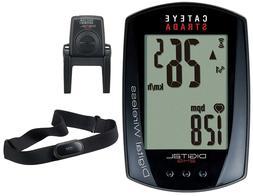 CatEye Strada Digital Wireless CC-RD420DW Heart Rate + Speed