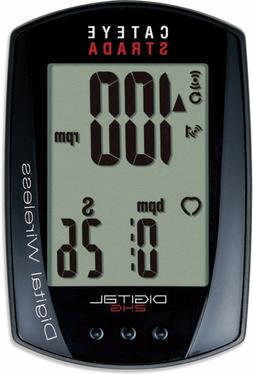 CatEye Strada Digital Wireless Speed and Heart Rate Bicycle