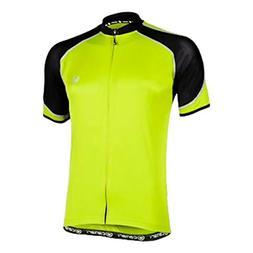 Canari Men's Streamline Jersey, X-Large, Killer Yellow