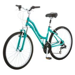 "Schwinn Women's Suburban AL 26"" 21-Speed Comfort Bike"