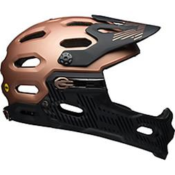 Bell Super 3R Mips Matte Copper Black Full Face Mountain Bik