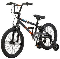 Mongoose Switch Freestyle BMX Bike, 18-inch wheels, single s