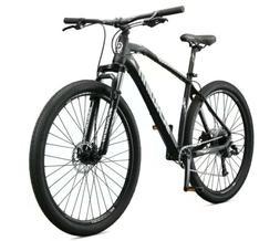Schwinn Taff Mountain Bike, 29-inch wheels, 8 speeds, black