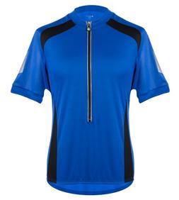 Aero Tech Designs Tall Mens Elite Coolmax Cycling Jersey - M