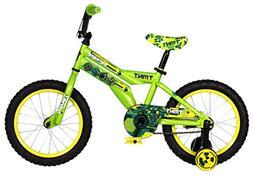 "Teenage Mutant Ninja Turtles Boy's Bicycle, Green, 16"""