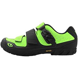 Giro Terraduro Bike Shoes Lime/Black Mens Sz 46