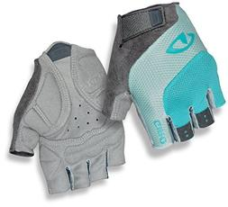 Giro Tessa Gel Glove - Women's Grey/Glacier/Mint, M