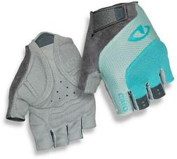 Giro Tessa Gel Glove - Womens Grey/Glacier/Mint, M