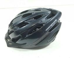 For Schwinn Thrasher Adult Microshell Bicycle Helmet, Black/