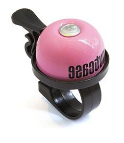 Nutcase - Thumbdinger Bike Bell, Pretty Pink